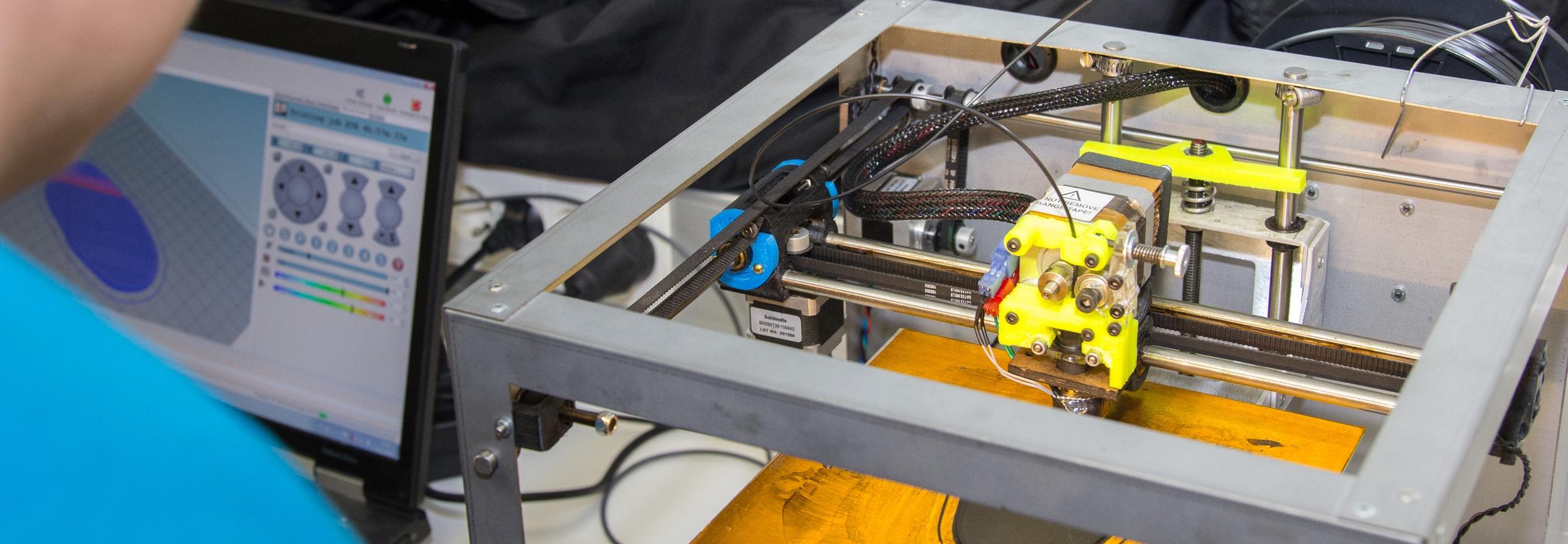 Tietoa 3D-tulostuksen monialaisista mahdollisuuksista