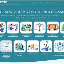 SOTETIE-sivusto avuksi jatkuvaan oppimiseen sote-alalla