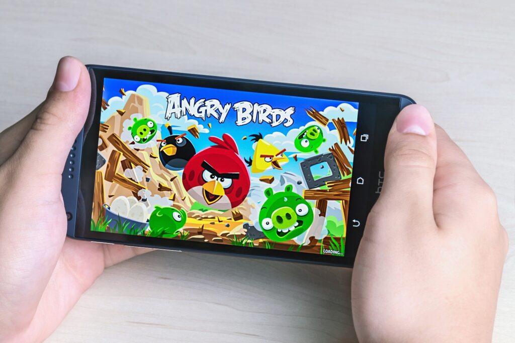 Angry Birds -peli