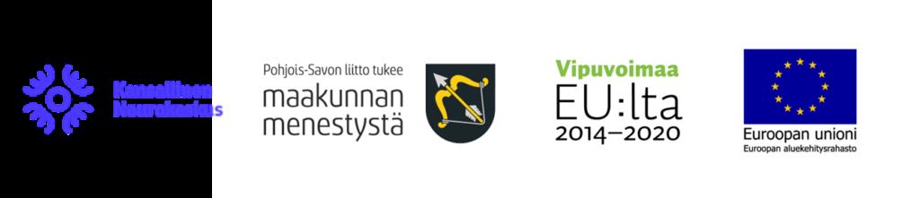 rahoittajien logot