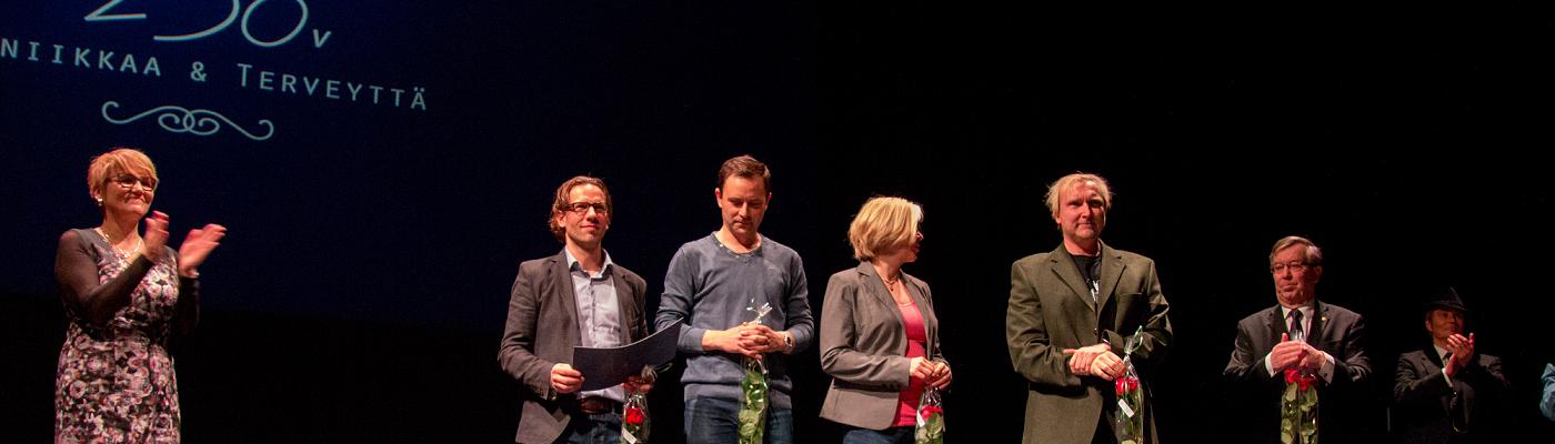 Lue miten Suomen vaikuttavin ammattikorkeakoulu huolehtii yhteiskuntavastuustaan